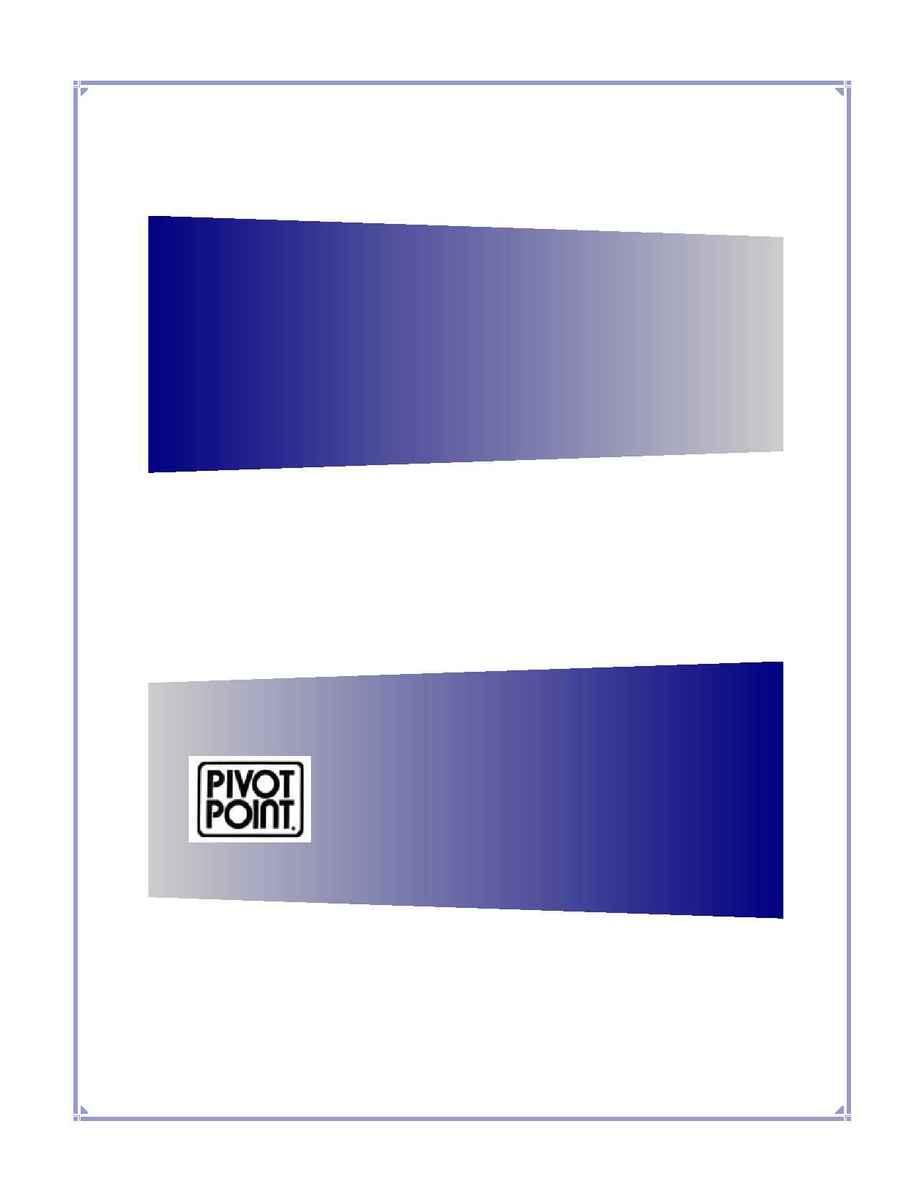 Pivot Point International, Inc. - stboarddbase