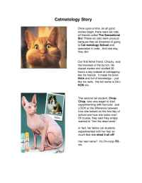 Pivot Point International, Inc. - Catmatology Story
