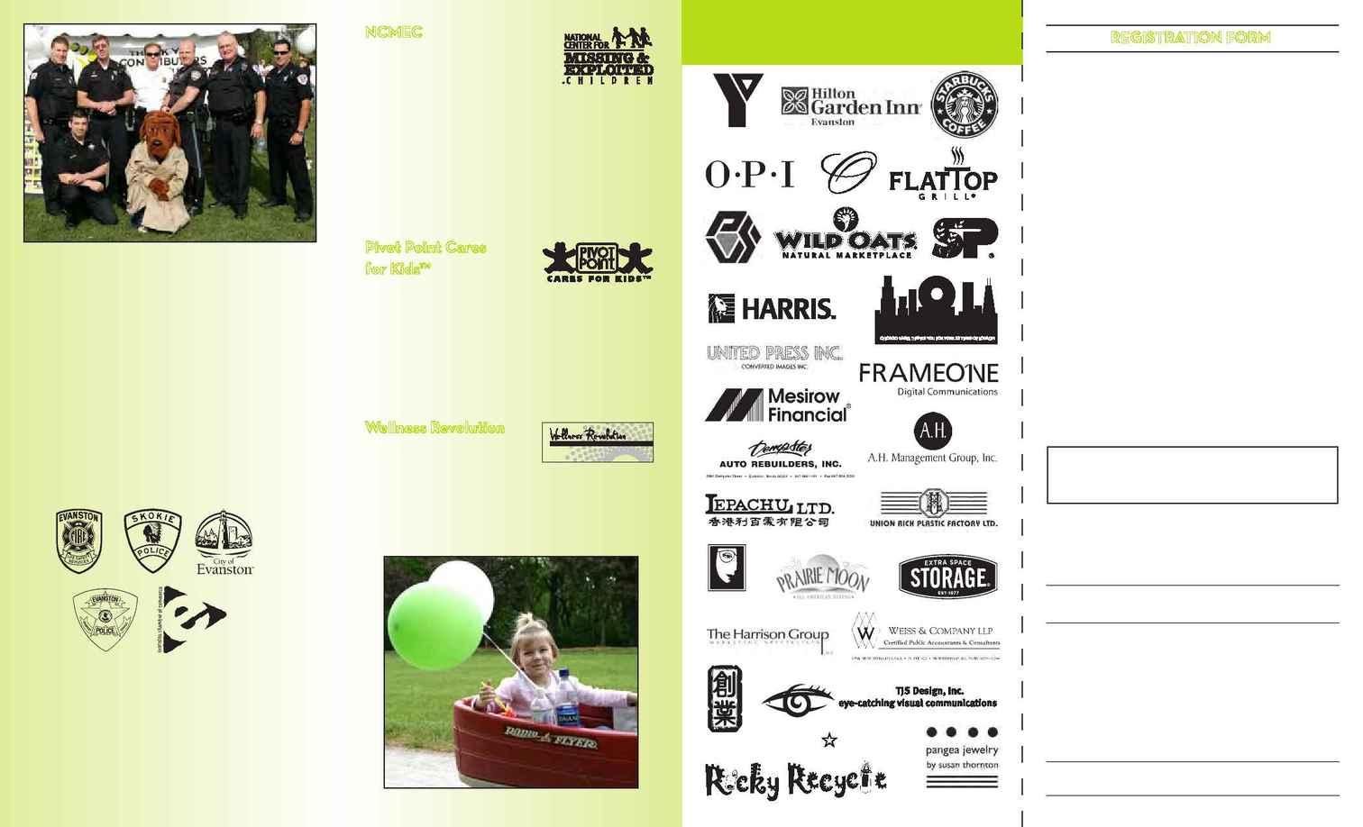 Pivot Point International, Inc. - WAT 06 brochure email