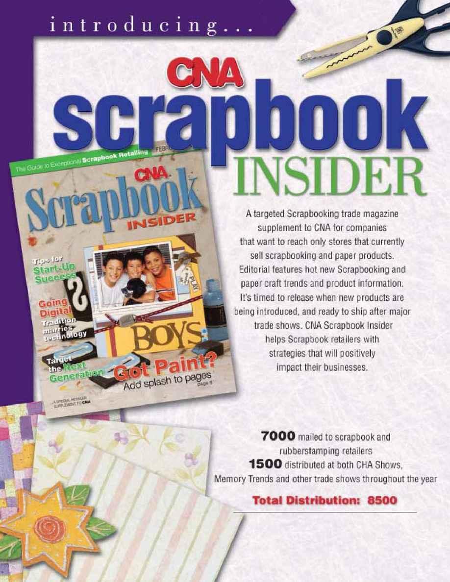 Collect.com - Scrapbook Insider 2005