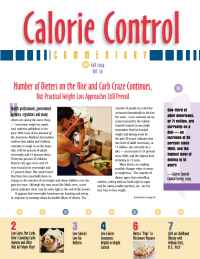 The Calorie Control Council - commentary f 04