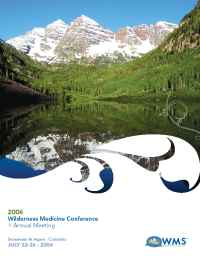 Wilderness Medical Society - WMSbrochure 1