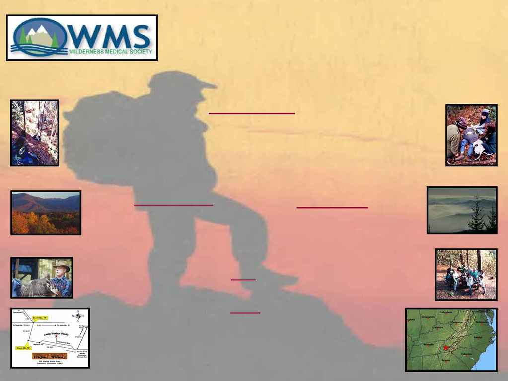 Wilderness Medical Society - WMSUSU Poster 2004