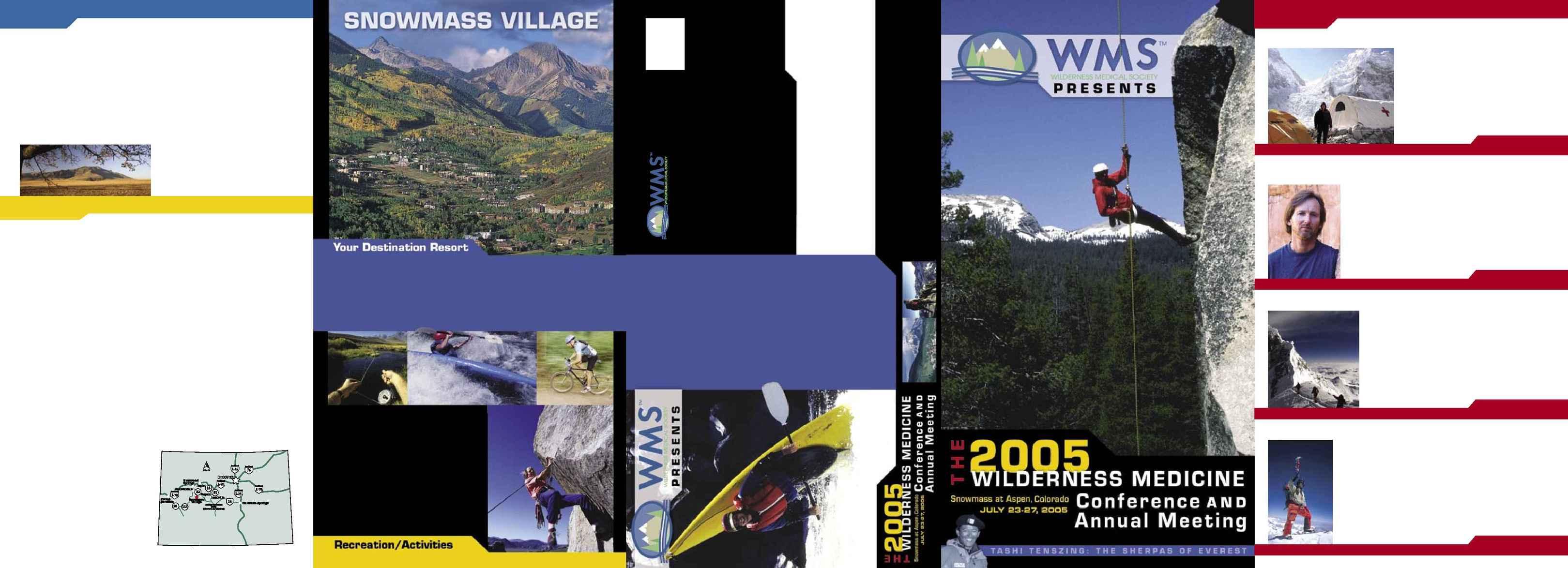 Wilderness Medical Society - WMSBrochure 1.lores