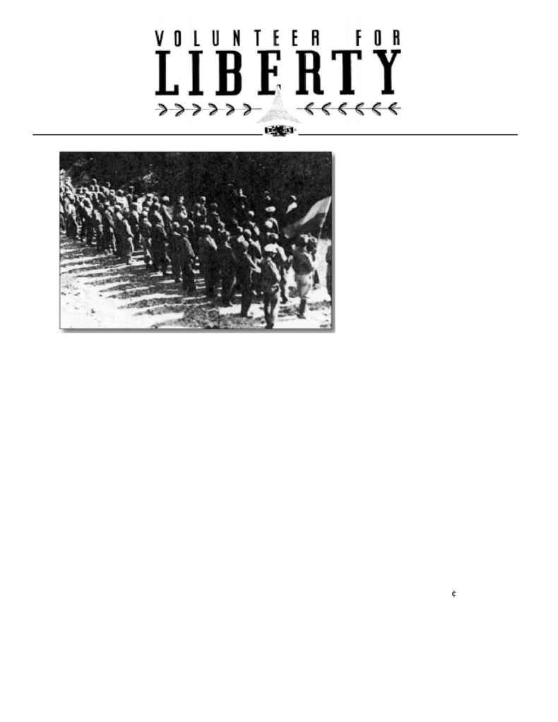 Abraham Lincoln Brigade Archives - vol 1940 05