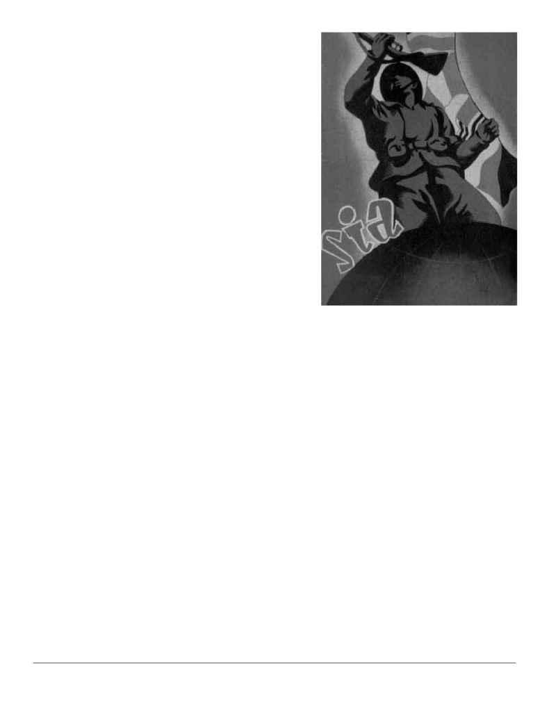 Abraham Lincoln Brigade Archives - vol 23 4 dec 2001