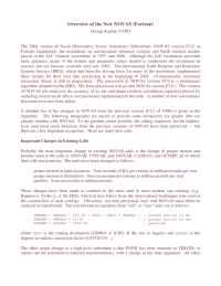 Astronomical Applications Department, U.S. Naval Observatory - NOVAS 2004 Overview