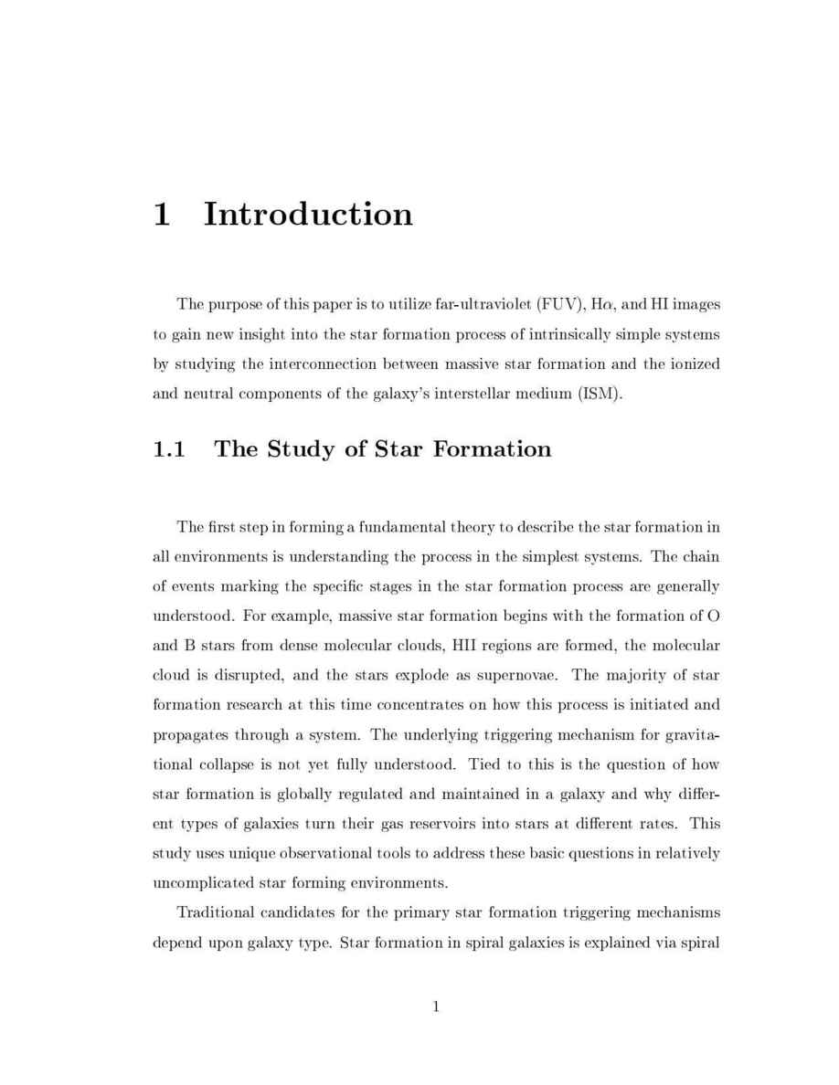 Astronomical Applications Department, U.S. Naval Observatory - thesis